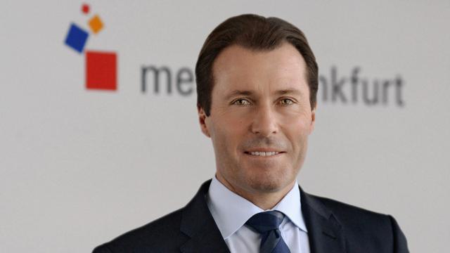 Wolfgang Marzin (Messe Frankfurt), Vorstandsvorsitzender der FKM