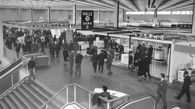 1966 - Hausrat- und Eisenwarenmesse, Koeln