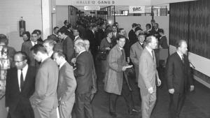 1966 - Möbelmesse Köln