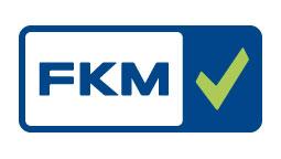 FKM Logo – Blue