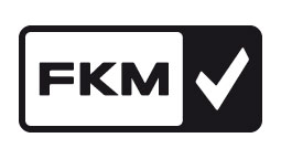 FKM Logo – b/w
