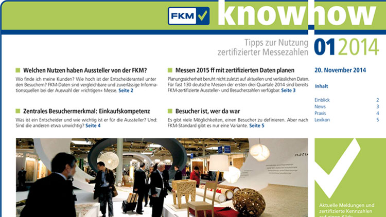 FKM knowhow 2014/1