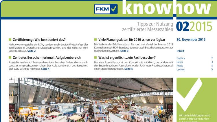 FKM knowhow 2015/2