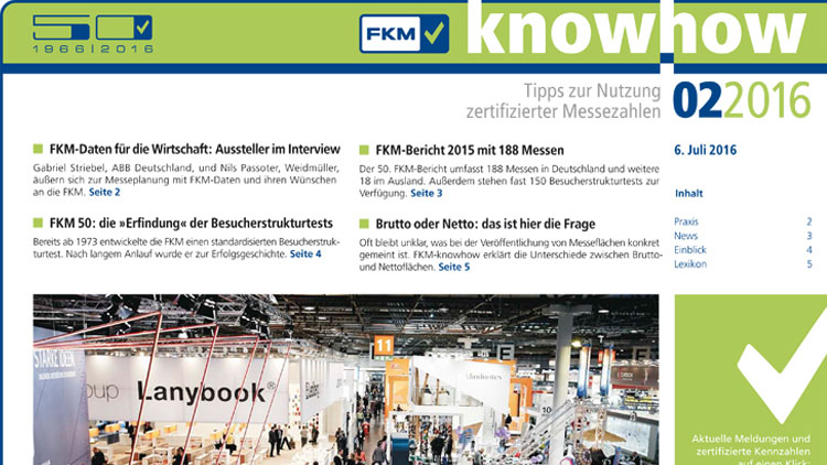 FKM knowhow 2016/2