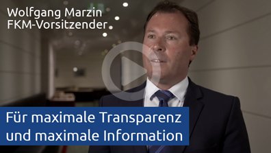 Video-Statement Wolfgang Marzin