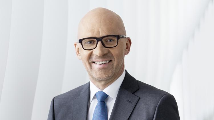 Klaus Dittrich, Vorsitzender der FKM / Foto: Messe München