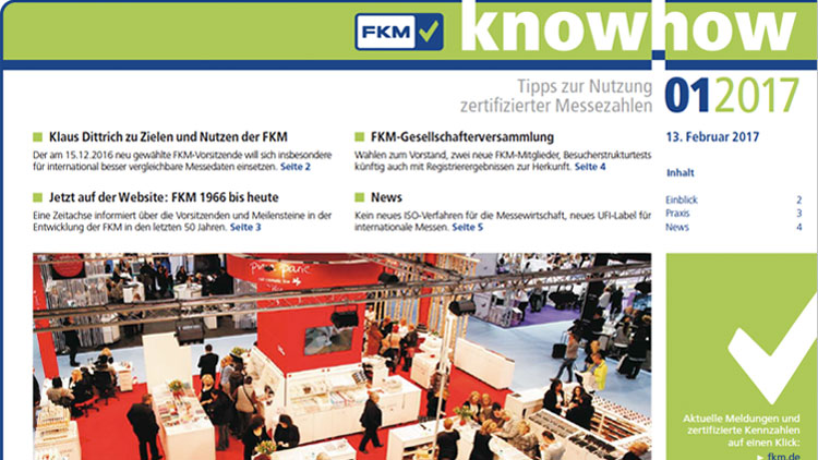 FKM knowhow 2017/1