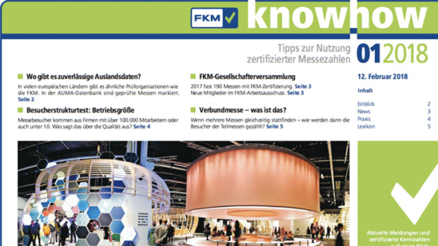 FKM Knowhow 2018/01
