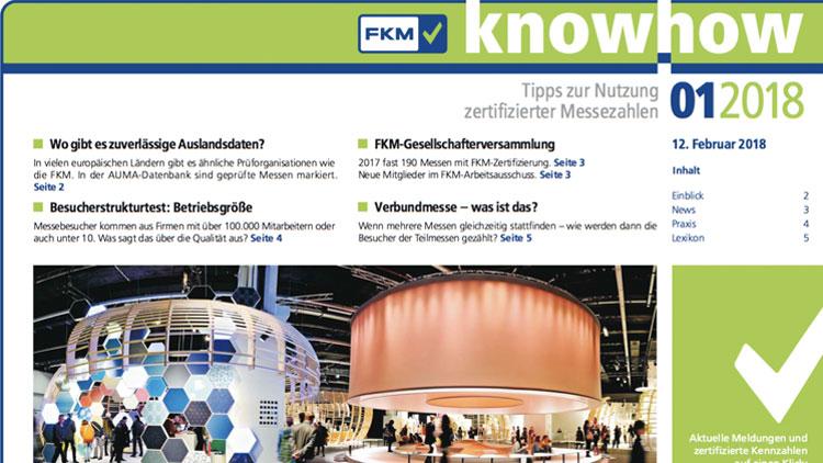 FKM knowhow 2018/1