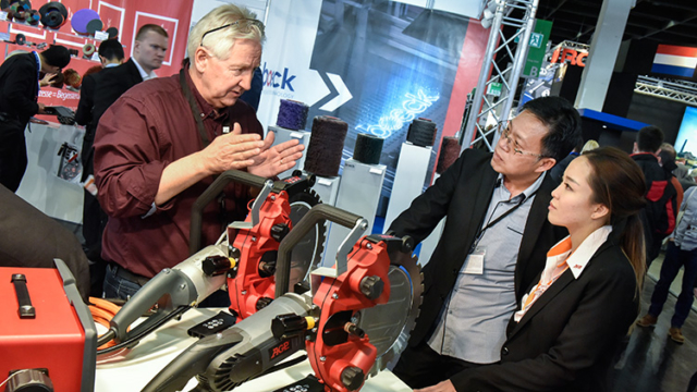 FKM, Internationale Eisenwarenmesse 2018 © koelnmesse