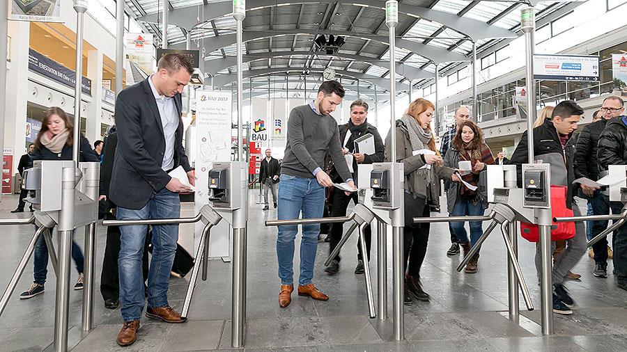 FKM: Messedaten/Messezahlen 2018 jetzt online – Foto: Bau 2017, Copyright: Messe München/Karsten Pfeifer