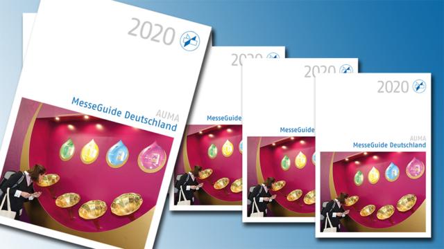 FKM, AUMA, MesseGuide 2020