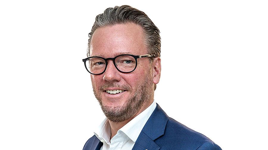 AUMA-Vorsitzender Philip Harting