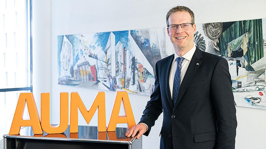 FKM, AUMA-Geschäftsführer Jörn Holtmeier